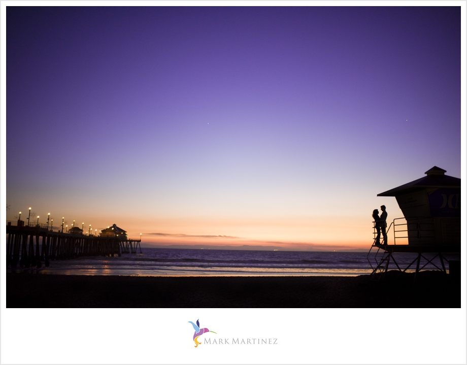 Huntington Beach wedding photographer photo