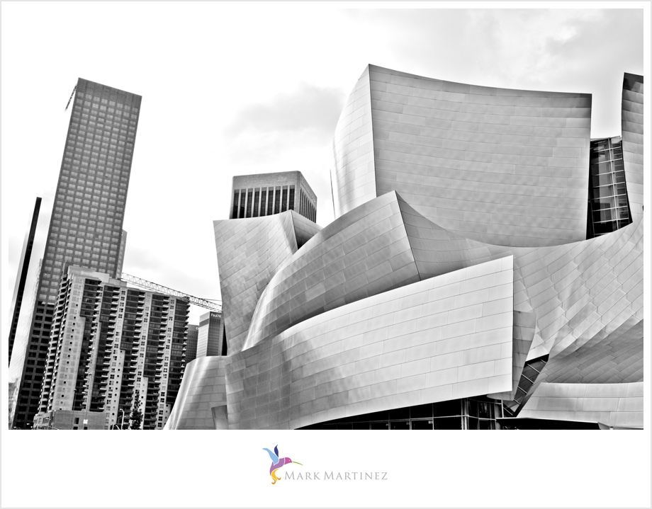 Disney Concert Hall photo