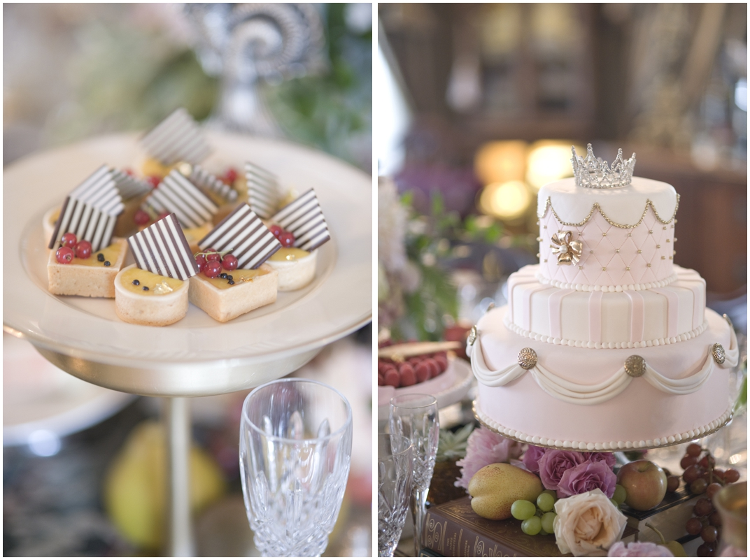 Marie Antoinette wedding ideas & inspiration photo