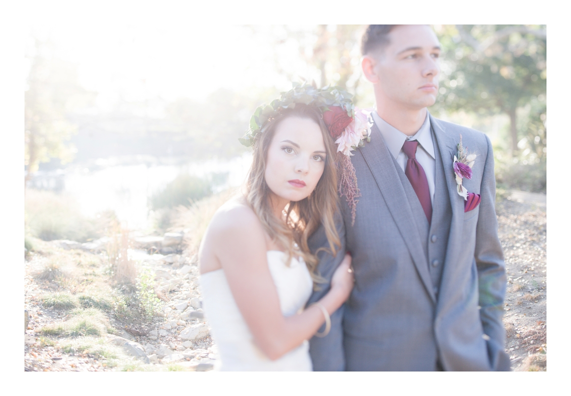 Marsala Wedding Inspiration - Fine Art Wedding Photographer