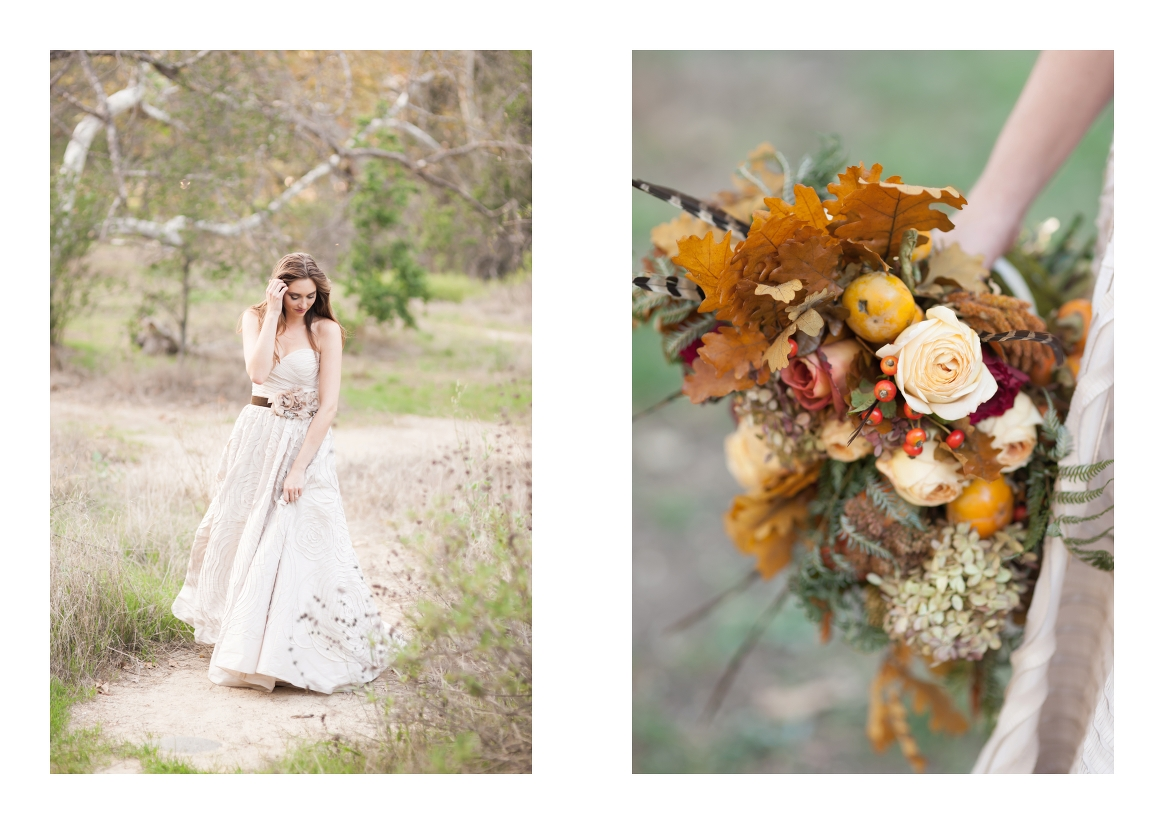 Fall wedding ideas and inspiration photos