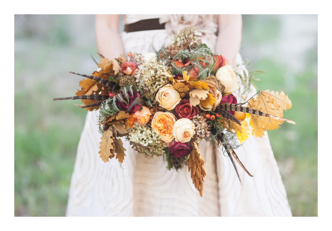 Fall wedding ideas photos